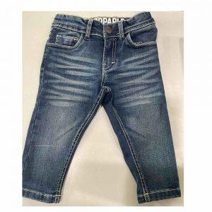 Jeans Bambino con Pieghe Slavate Chicco - 08578