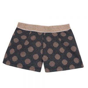 Pantaloncino Corto Bambina con Pois Rose Gold Chicco - 00438