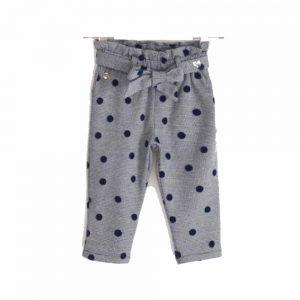 Pantalone Bambina con Fiocco Sarabanda - 0322300