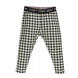 Pantalone Lungo Pied De Poule Emc - BZ6596