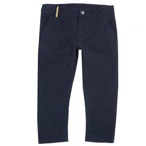 Pantaloni Lunghi Bambino Blu Chicco - 08527