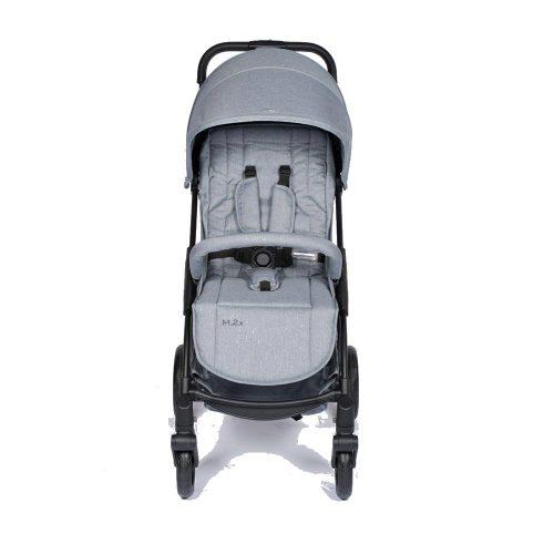 Passeggino Bambini M2X Melange Blue Mast – MAM2X206