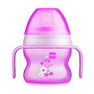 Bicchiere Borraccia Starter Cup 150 ml Rosa Mam - GHC5A7BO003