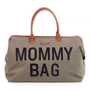 Borsa Fasciatoio Mommy Bag Verde Militare Childhome - CWMBBKA