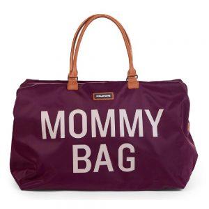 Borsa Fasciatoio Mommy Bag Viola Childhome - CWMBBAU