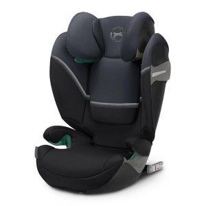 Seggiolino Auto Solution S2 I-Fix Granite Black Cybex Gold - 521003107